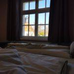 Aussicht vom Bett aus Zimmer 2