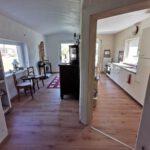 Eingangsbereich und Küche